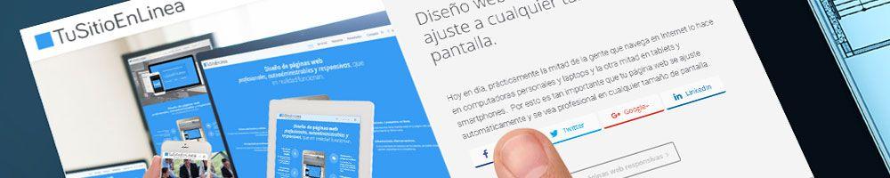Interacción en redes sociales - TuSitioEnLinea
